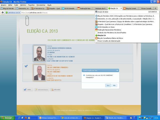Tela de Votação_CA_2013